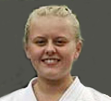 Kelly Horsfall 2nd Dan