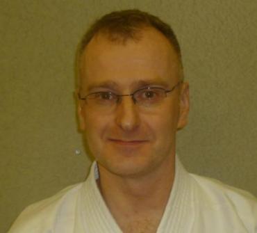Richard Olver 1st Dan