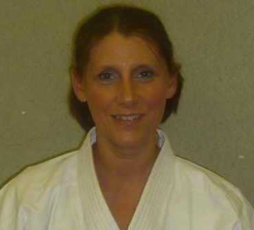 Sarah Chadwick 1st Dan